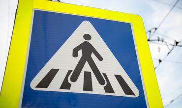 НИП: 32% жертв дорожно-транспортных происшествий – пешеходы