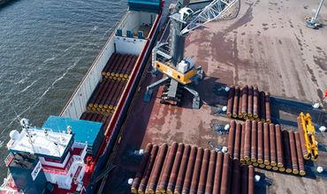 """Проект """"Северный поток-2"""" предполагает строительство двух ниток газопровода от побережья РФ через Балтийское море до Германии."""