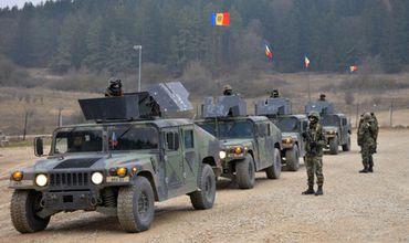 Румынский батальон может дислоцироваться в Молдове