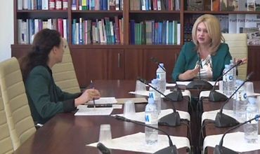 На заседании парламентского комитета повздорили депутаты ДПМ и ППДП.