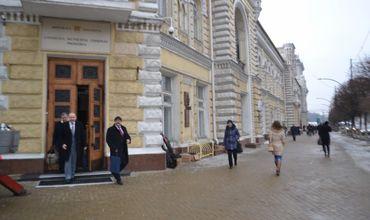 Сильвия Раду подтвердила, что в примэрии столицы проходят обыски.