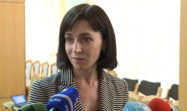 Майя Санду хотела, чтобы Республика Молдова стала членом ЕС. Фото: noi.md