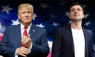 Стали известны темы переговоров Трампа и Зеленского