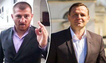 Румынский боец К-1 призвал голосовать за Нэстасе во втором туре выборов.