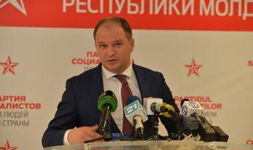 Социалисты оспорят назначения Раду в должности врио примара Кишинева