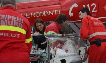 Работа вертолетов спасательной службы SMURD на территории Молдовы возобновлена.