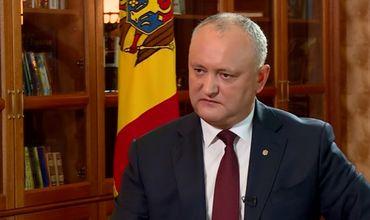 Додон: Новое правительство соответствует структуре населения Молдовы.