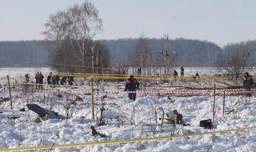 Prăbușire An-148: 1.500 de resturi umane, recuperate