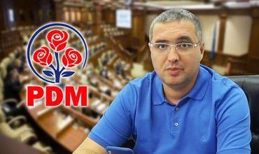 Лидер «Нашей партии» Ренато Усатый.