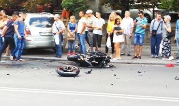 На Рышкановке в ДТП погиб мотоциклист
