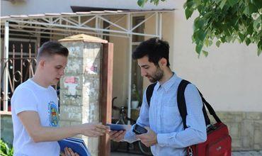 Выезжающих за границу граждан Молдовы проинформировали о смешанной системе голосования