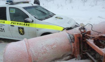 Машина полиции спровоцировала дорожно-транспортное происшествие на трассе Бельцы-Кишинев.
