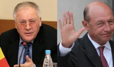 Diacov e de părere că Băsescu a venit în R. Moldova să vândă iluzii. Foto: adevarul.ro