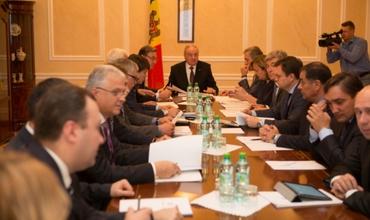 Высший совет безопасности: Есть люди и партии, действующие против интересов Молдовы