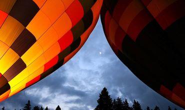 В результате крушения воздушного шара в США погибли 16 человек