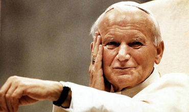 В Кишиневе открыт памятник Папе Римскому Иоанну Павлу II