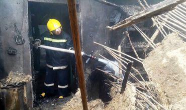 С начала года в стране произошло около 850 пожаров, в результате которых погибло 59 человек.