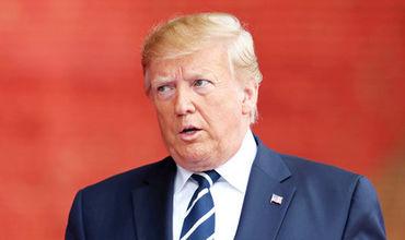 Трамп обвинил лидеров России и Китая в желании «ободрать США» перед сном