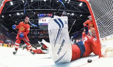 Сборная России четыре года подряд не может выйти в финал ЧМ по хоккею.