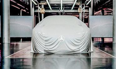 Mercedes-Benz анонсировал премьеру таинственной новинки