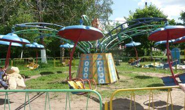 За несколько минут развлечений посетители платят от 3 до 20 леев. Фото: slanpark.ru