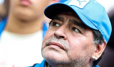 58-летний Марадона проходил стандартное обследование, во время которого было обнаружено кровотечение в желудке.