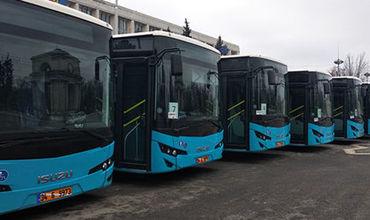 Принято решение Совета по конкуренции в отношении 31 автобуса Isuzu для столицы