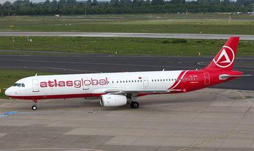 Авиакомпания Atlasglobal Airlines запустила регулярные рейсы по маршруту Стамбул-Кишинев.