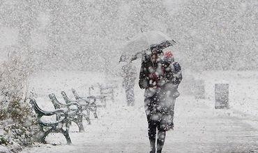 На Молдову надвигается холод и снег