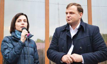 Санду еще не решила поддержать ли Нэстасе в борьбе за пост мэра Кишинева