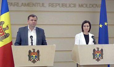 Майя Санду и Андрей Настасе призывают граждан выйти на марш в воскресенье.