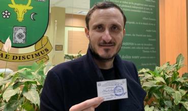 Врач Михай Стратулат официально стал кандидатом в депутаты.