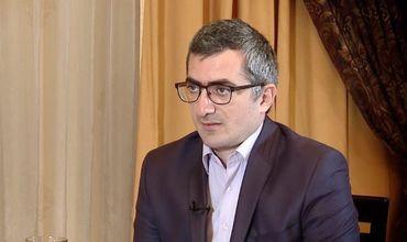 Политолог Эрнест Варданян.