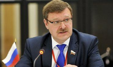 Косачев заявил, что Молдова после смены власти возвращает себе суверенитет