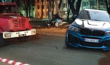 Смертельные гонки «мажоров»: В Одессе на BMW разбились дети бизнесменов