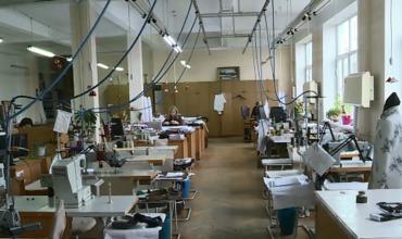 За пять месяцев текущего года на одну пятую выросло производство бумаги и текстиля.