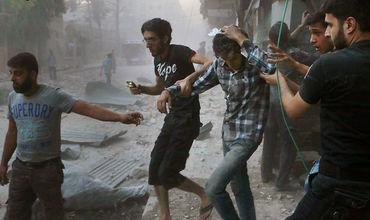 Минобороны РФ сообщило о применении боевиками химоружия в Алеппо