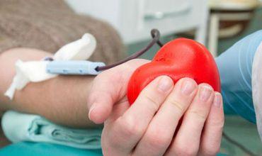 В трех городах республики созданы мобильные пункты сдачи крови