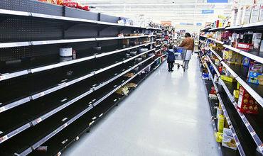 Финансовый кризис, возникший из-за снижения поступления валюты в Приднестровье, обострился в марте.