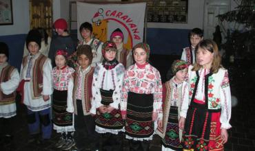 Caravana de Crăciun отправляется в отдалённые уголки Молдовы