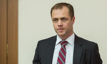 Генеральный секретарь Министерства обороны Раду Бурдужа.