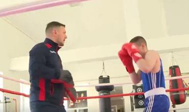 Молдавский боксер завоевал бронзовую медаль чемпионата Европы.