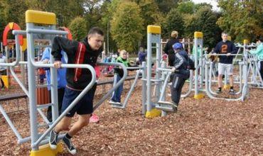 В ближайшее время в Кишинёве появятся 85 новых фитнес-площадок