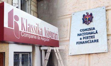 НКФР заблокировала счета компании, выплатившей Шору 6 млн леев дивидендов