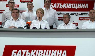 В «Батькивщине» назвали новую голодовку Савченко актом отчаяния