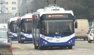 Новые троллейбусы, которые будут размещены на маршрутах столицы, будут иметь USB-розетки.
