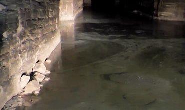 Затопленную шахту в Кишиневе восстановят из-за угрозы обрушения