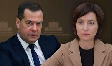 Тодуа: Встреча Санду и Медведева улучшит отношения Кишинева и Москвы
