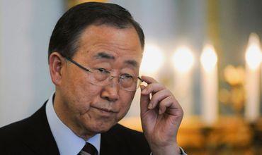 Пан Ги Мун призвал успокоиться участников событий в Турции
