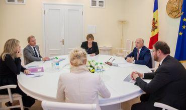 Банк Rotschild может разработать финансовую стратегию для правительства Молдовы.